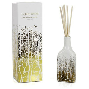 Soleil White Gold Diffuser - GOLDEN WOODS Home Fragrance D.L & Co