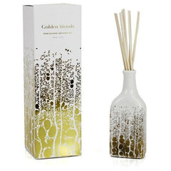 Soleil White Gold Diffuser - GOLDEN WOODS