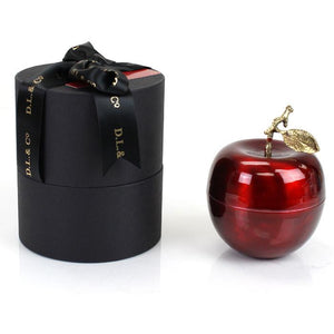 Le Pomme Grand Rouge Candle Gifts D.L & Co