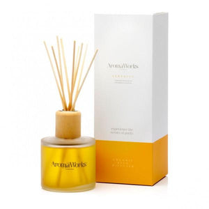 Serenity Reed Diffuser Home Fragrance Aroma Works