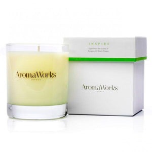 Aroma Inspire Candle 30cl Home Fragrance Aroma Works