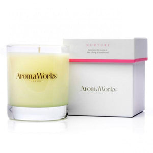 Nurture Candle 30cl Home Fragrance Aroma Works