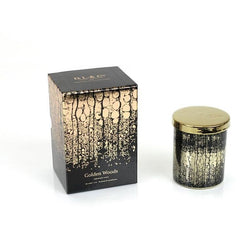 Soleil Black Gold Tumbler - GOLDEN WOODS