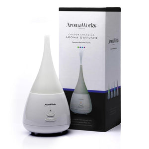 Electric Diffuser Wellbeing Aroma Works