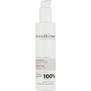Micellar Cleansing Water Face and Eyes (200ml) SkinCare Resultime