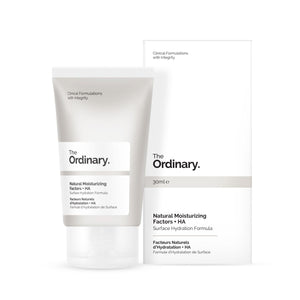 Natural Moisturizing Factors + HA SkinCare The Ordinary