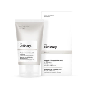 Vitamin C Suspension 30% in Silicone SkinCare The Ordinary