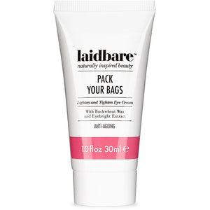 Pack Your Bags Eye Cream (30ml) Skincare Laidbare
