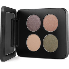 Gemstones Pressed Mineral Eyeshadow Quad