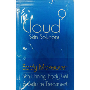 Body Makeover - Skin Firming Body Gel & Cellulite Treatment Sample