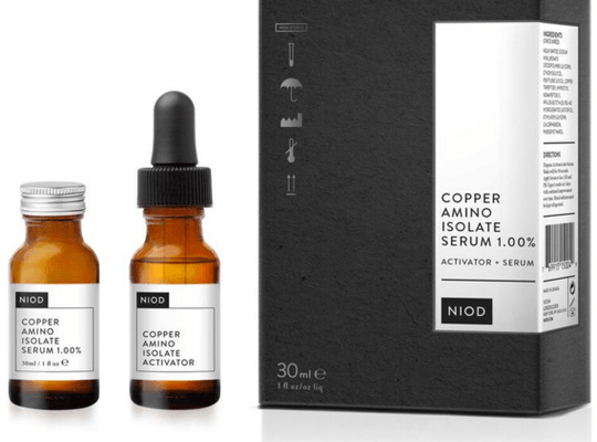 NIOD Copper Amino Isolate Serum 2.1% (30ml)