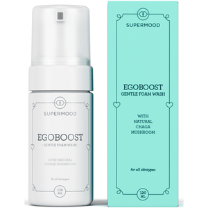 Egoboost Gentle Foam Wash (120ml) SkinCare SUPERMOOD