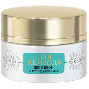 Good Night Sleep Relaxing Balm (30ml) Wellbeing 1001 Remedies