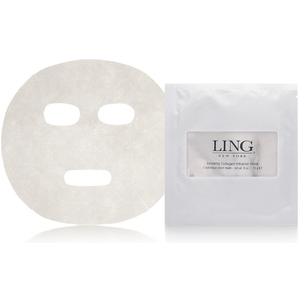 Ginseng Collagen Infusion mask SkinCare Ling skincare