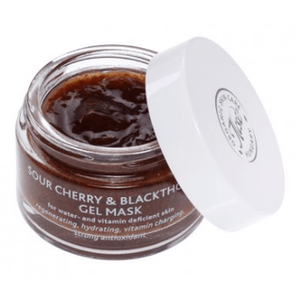 Sour Cherry & Blackthorn Gel Mask Sample Sulis and Thermae