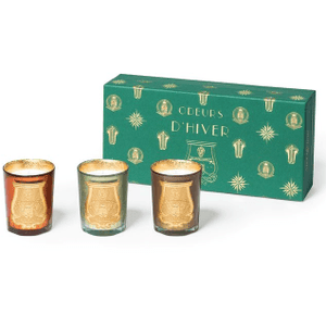 Odeurs D'Hiver (3 x 100g) Candles Cire Trudon