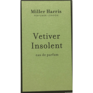 Vetiver Insolent Sample Sulis and Thermae