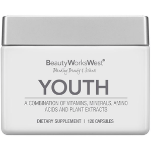 Youth Age-Defying Food Supplement (120 Tablets) SUPPLEMENTS BeautyWorksWest
