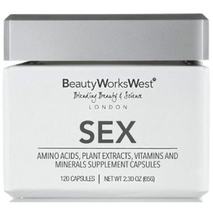 Sex Age-Defying Food Supplement (120 Tablets) SUPPLEMENTS BeautyWorksWest