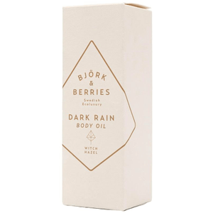 Dark Rain Body Oil ( 100ml ) Bath & Body Bjork & Berries