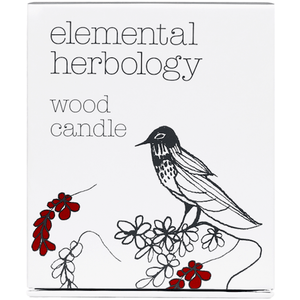 Wood Candle (200g) Candles Elemental Herbology