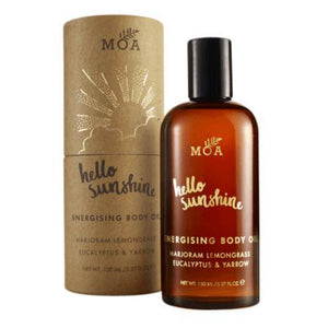 Hello Sunshine Energising Body Oil (150ml) Bath & Body MOA