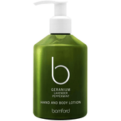 Geranium Hand and Body Lotion (250ml)