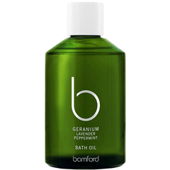 Geranium Bath Oil (250ml)