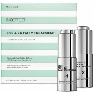 BIOEFFECT EGF +2A DAILY TREATMENT 30ml (2 x 15ml) SkinCare Bioeffect