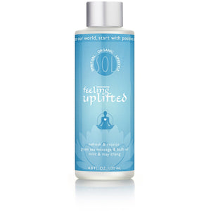 Feeling Uplifted Oil Wellbeing Ling skincare