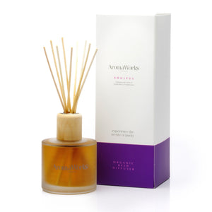 Soulful Reed Diffuser Home Fragrance Aroma Works