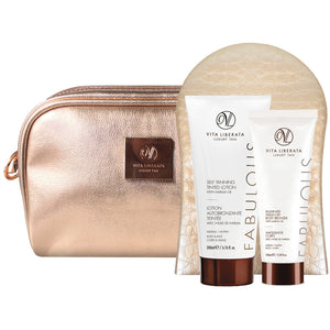 Fabulous Luxury Tan Kit (One size) self tan & bronzer vita liberata