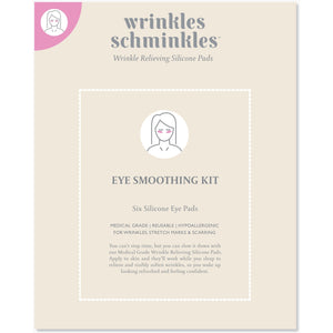 Eye Smoothing Kit Skincare Tools Wrinkles Schminkles