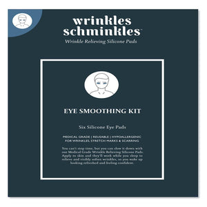 Men's Eye Smoothing Kit Skincare Tools Wrinkles Schminkles
