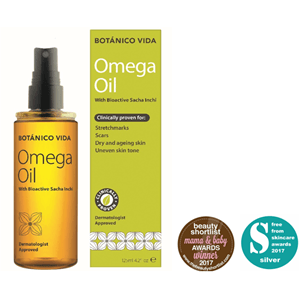 Omega Oil (125ml) Bath & Body Botanico Vida