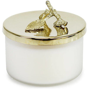 Artisan Candle - Gold Branch Home Fragrance D.L & Co