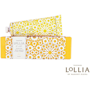 Lollia At Last Medium Shea Butter Hand Cream Bath & Body Lollia