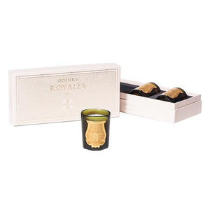 Cire Trudon Odeurs Royales Candle Gift Set Home Fragrance Cire Trudon