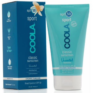 Classic Body SPF 50 Unscented (148 ml) sunscreen Coola