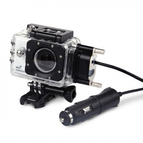 SJcam SJ5000 Waterproof Case With Waterproof Charging Dock.
