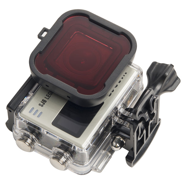 SJcam SJ6 Legend ACCESSORIES DIVE FILTER ORANGE RED FILTER
