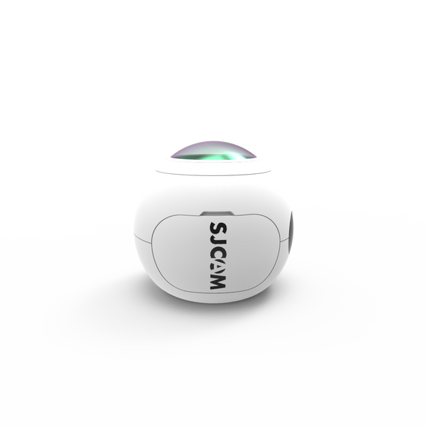 SJcam SJ360 - 360° With Fisheye, Hemisphere, Sphere, Panorama, Cylinder, and lastly, VR