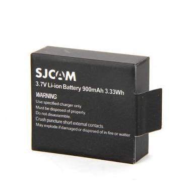 Battery Pack for G2, SJ4000, SJ5000, M10, H9R & H8R. 900mAh.