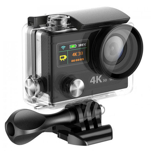MiView EKEN-H8R  4K @ 30fps ON SPECIAL!!! With SONY 12mp sensor & 360° shooting function