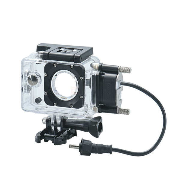 SJcam SJ4000 Waterproof Case With Waterproof Charging Dock.