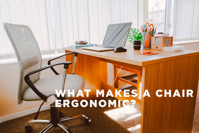 What Makes an Office Chair Ergonomic?