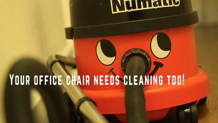 How To Clean Fabric Office Chairs
