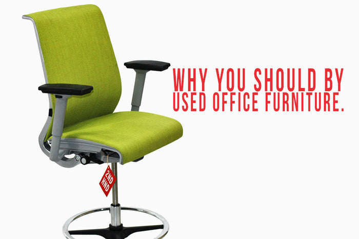 Top 5 Reasons Why YOU Should Buy Used Office Furniture