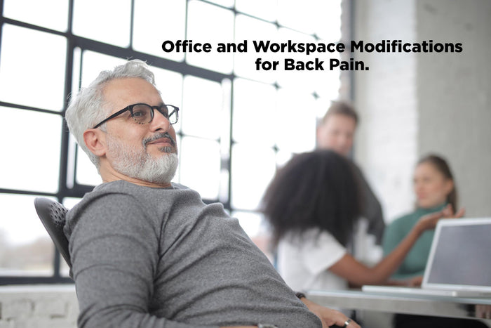 Office and Workspace Modifications for Back Pain