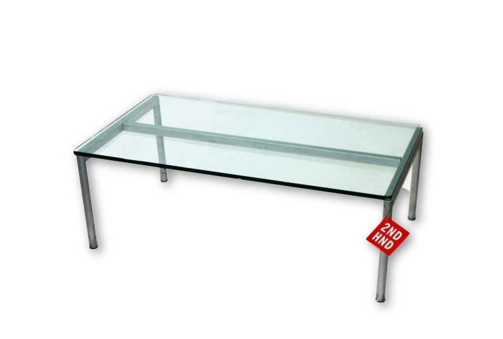 ... Boss Design Glass Square Coffee Table 1000 X 600 Table ...